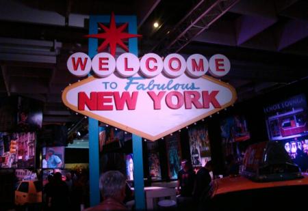 Bienvenu à New-York